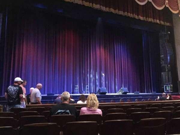 Rialto Square Theatre, vak: 2, rij: G, stoel: 211