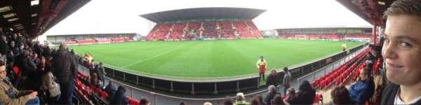Alexandra Stadium, vak: The Whitby Morrison Stand