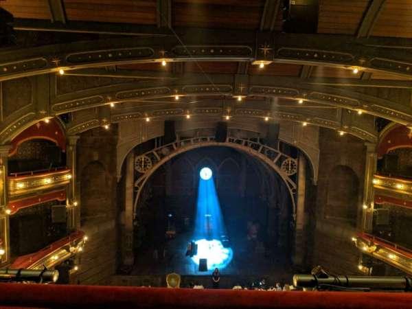Lyric Theatre, vak: Balcony C, rij: A, stoel: 105