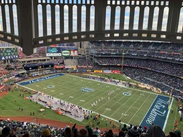 Yankee Stadium, vak: 426, rij: 14, stoel: 19