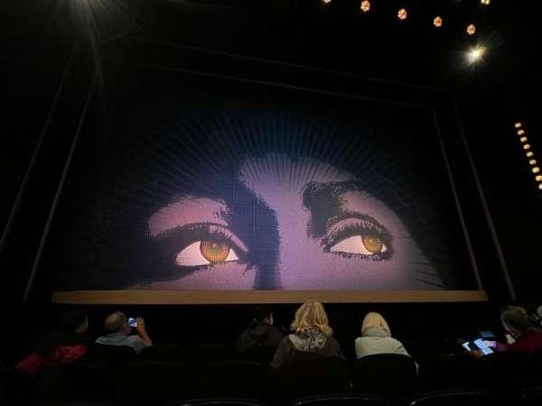 Lunt-Fontanne Theatre, vak: Orch, rij: F, stoel: 104