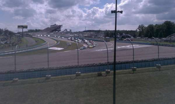 Watkins Glen International, vak: Seneca Grandstand