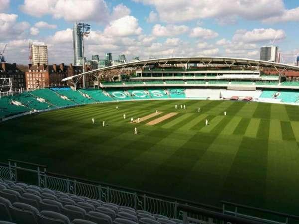 Kia Oval, vak: Pavilion Top, rij: h, stoel: 16
