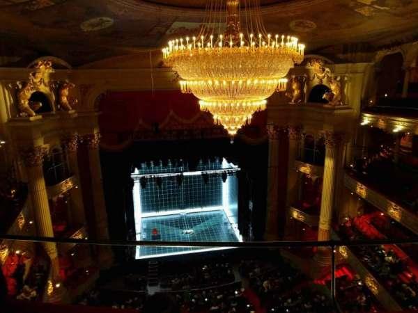 Academy of Music, vak: Amphitheater E, rij: c, stoel: 114
