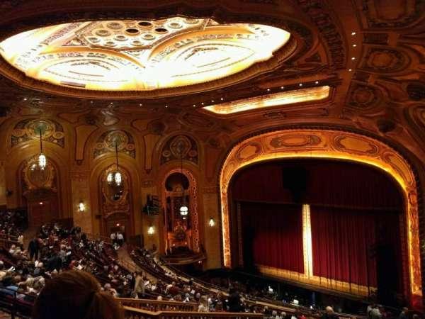 Shea's Buffalo, vak: Balcony 2, rij: t, stoel: 44