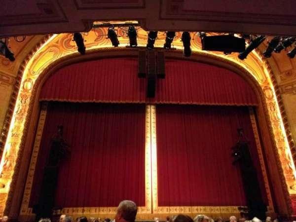 Shea's Buffalo, vak: Orchestra 3, rij: p, stoel: 104