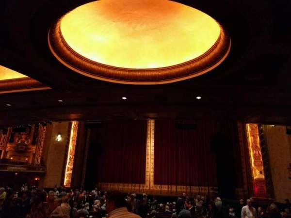 Shea's Buffalo, vak: Orchestra 2, rij: v, stoel: 28