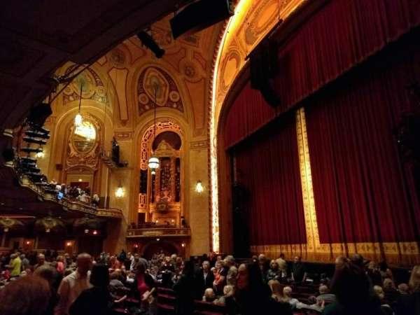 Shea's Buffalo, vak: Orchestra 1, rij: o, stoel: 44