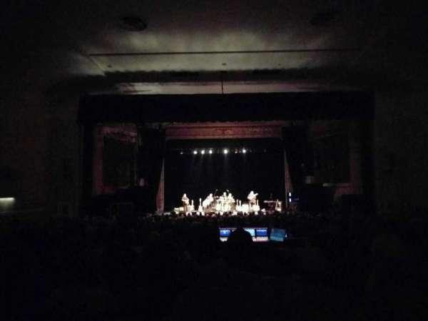 Keswick Theatre, vak: orchc, rij: r, stoel: 109