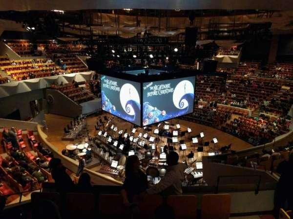 Boettcher Concert Hall, vak: Mezzanine 2, rij: o, stoel: 12