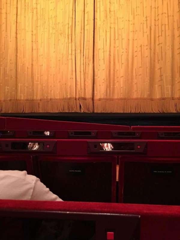 Metropolitan Opera House - Lincoln Center, vak: Orch, rij: C, stoel: 112