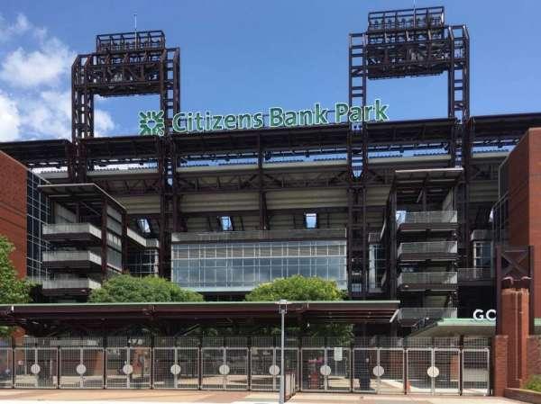 Citizens Bank Park, vak: Third Base Gate