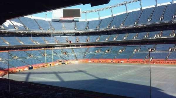 Broncos Stadium at Mile High, vak: Suite