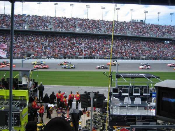 Daytona International Speedway, vak: PIT PASS, rij: PIT PASS