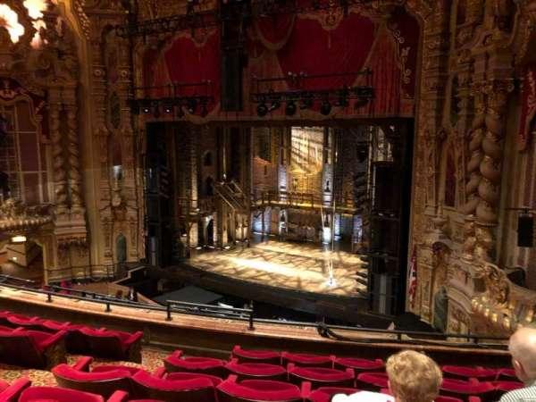 Ohio Theatre (Columbus), vak: Loge A, rij: F, stoel: 12