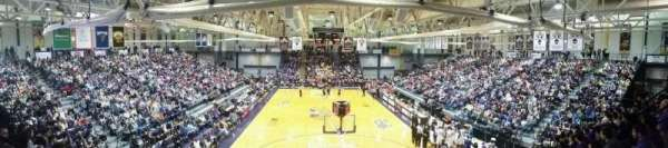 SEFCU Arena, vak: Top Area Walkway