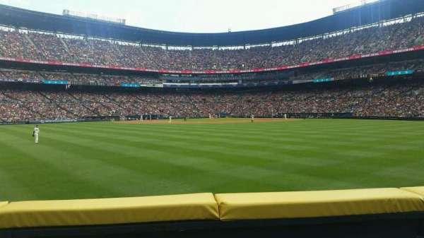 Turner Field, vak: 148L, rij: 13, stoel: 109