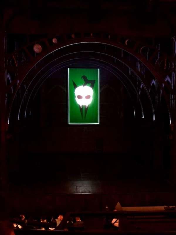 Palace Theatre (West End), vak: Dress Circle, rij: C, stoel: 20