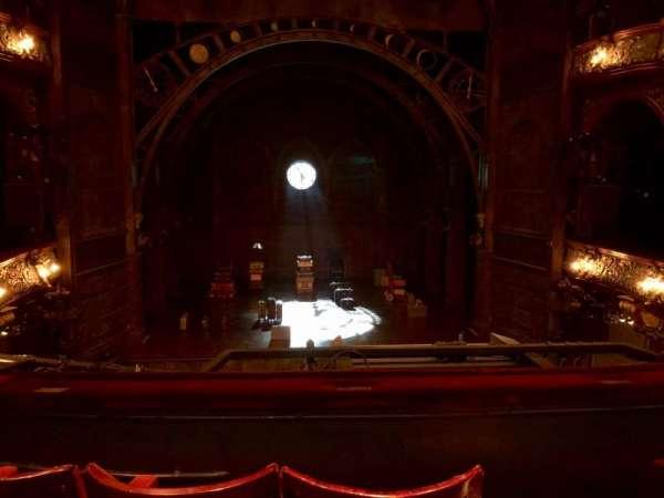 Palace Theatre (West End), vak: Dress Circle, rij: C, stoel: 22