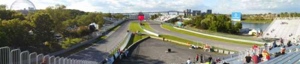 Circuit Gilles Villeneuve, vak: 34, rij: Top