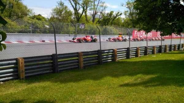 Circuit Gilles Villeneuve, vak: ga