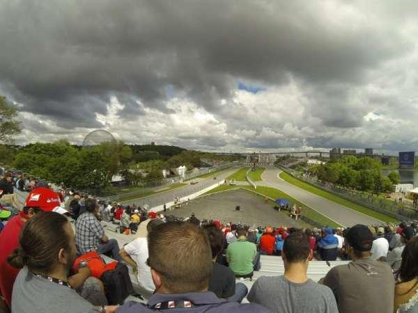 Circuit Gilles Villeneuve, vak: 34