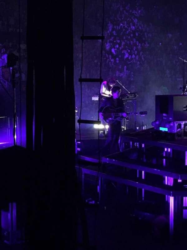 TD Garden, vak: Loge 16, rij: 12, stoel: 16