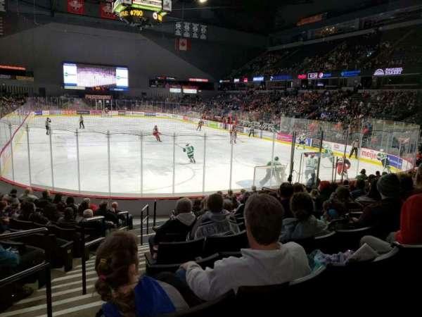 Van Andel Arena, vak: 102, rij: M, stoel: 10