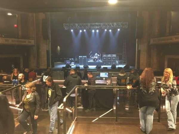 Agora Theater & Ballroom, vak: GA