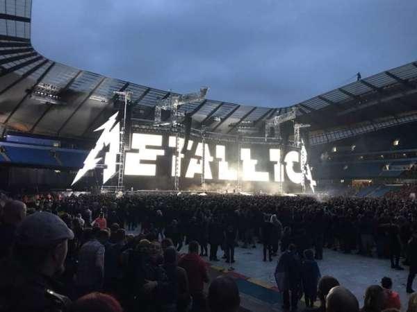 Etihad Stadium (Manchester), vak: 123, rij: G, stoel: 662
