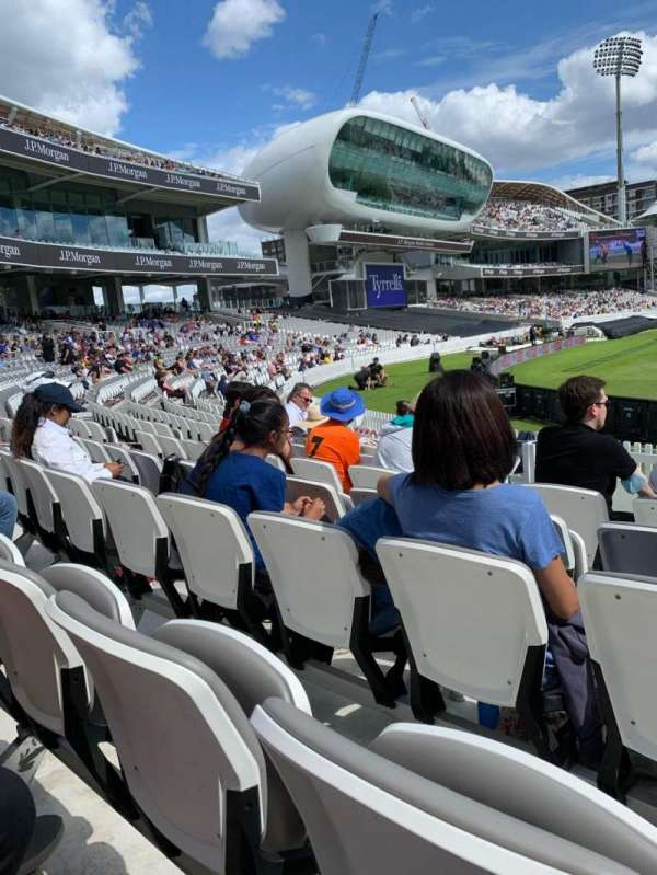 Lord's Cricket Ground, vak: C1, rij: 13, stoel: 13