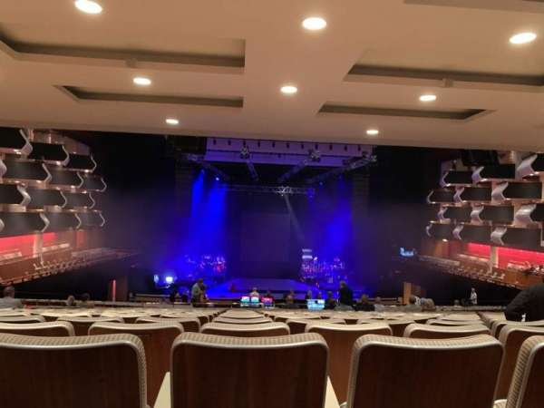 Royal Festival Hall, vak: Level 5, rij: UU, stoel: 31