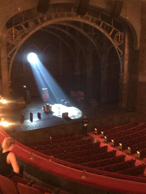 Lyric Theatre, vak: DRESSL, rij: E, stoel: 13