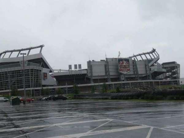 Broncos Stadium at Mile High, vak: exterior