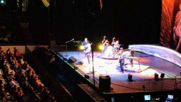 Erie Insurance Arena, vak: 219, rij: Z, stoel: 5