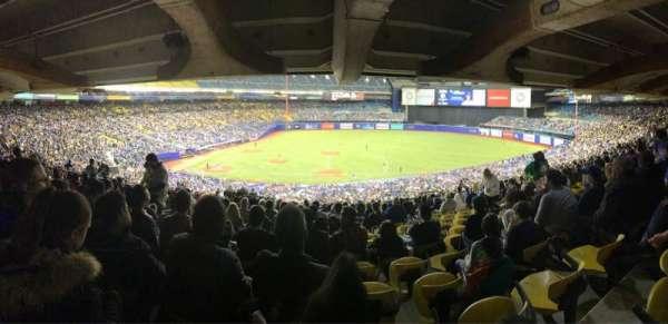 Olympic Stadium, Montreal, vak: 419, rij: AA, stoel: 15
