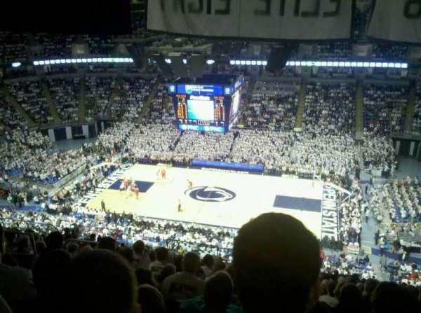 Bryce Jordan Center, vak: 204, rij: S, stoel: 108