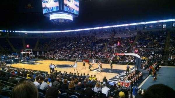 Bryce Jordan Center, vak: 103, rij: C, stoel: 8