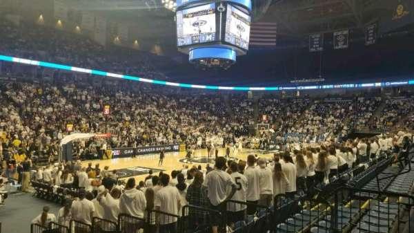 Bryce Jordan Center, vak: 126, rij: B, stoel: 104