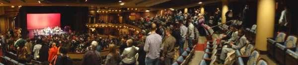 Bill Heard Theatre, vak: Mezzanine, rij: T
