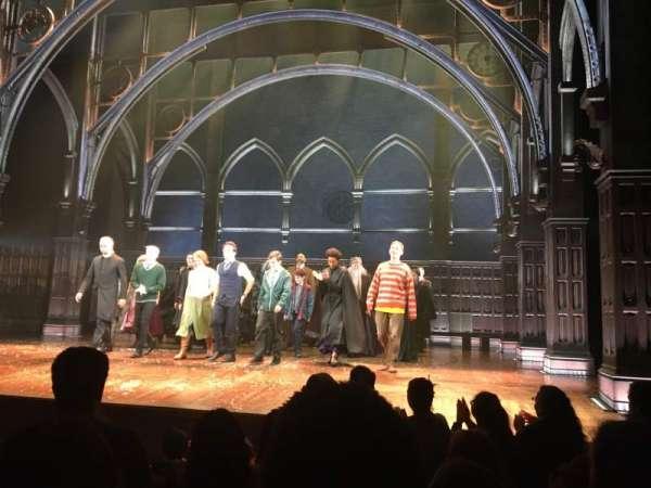 Lyric Theatre, vak: Orchestra, rij: F, stoel: 14