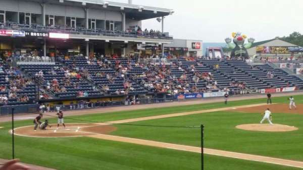 PNC Field, vak: 15, rij: 13, stoel: 13