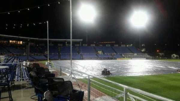 NYSEG Stadium, vak: deck