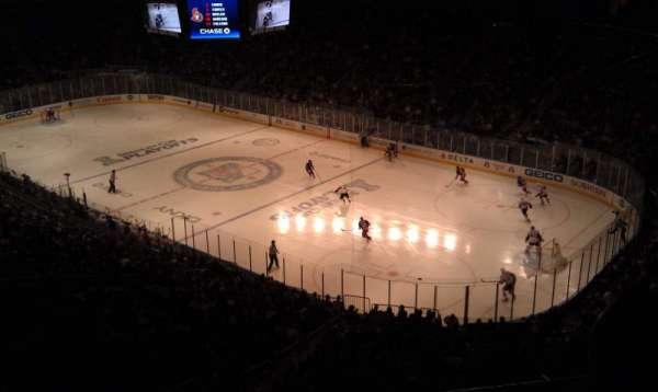 Madison Square Garden, vak: 214