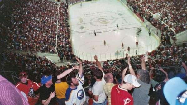 PNC Arena, vak: 316