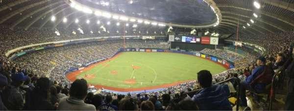 Olympic Stadium, Montreal, vak: 421, rij: 1, stoel: 1