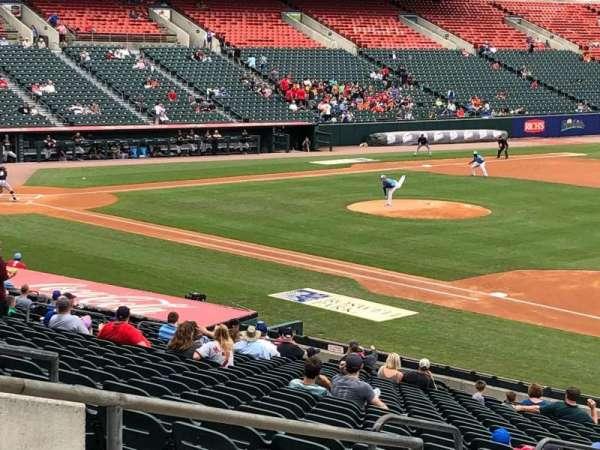 Sahlen Field, vak: 118, rij: DD, stoel: 13