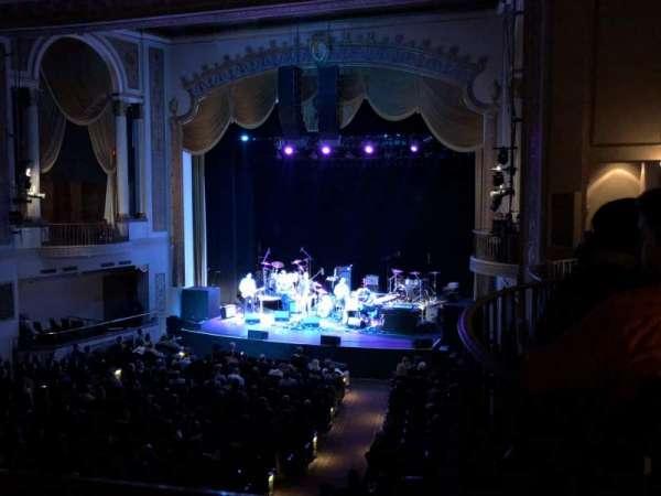 Lincoln Theatre, vak: Balcony Right A-D, rij: A, stoel: 24
