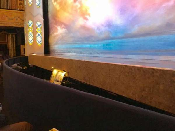 Eugene O'Neill Theatre, vak: Orchestra C, rij: A, stoel: 101