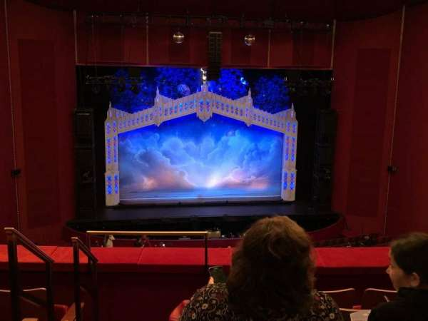 The Kennedy Center Opera House, vak: First Tier, rij: E, stoel: 216